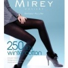 МИРЕЙ колготы WINTERCOTTON 250 3 nero